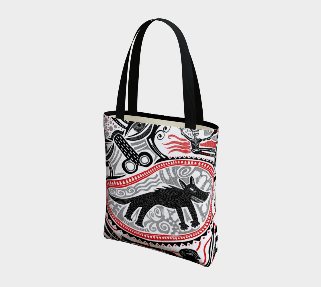 Wolf Medicine bag preview #3