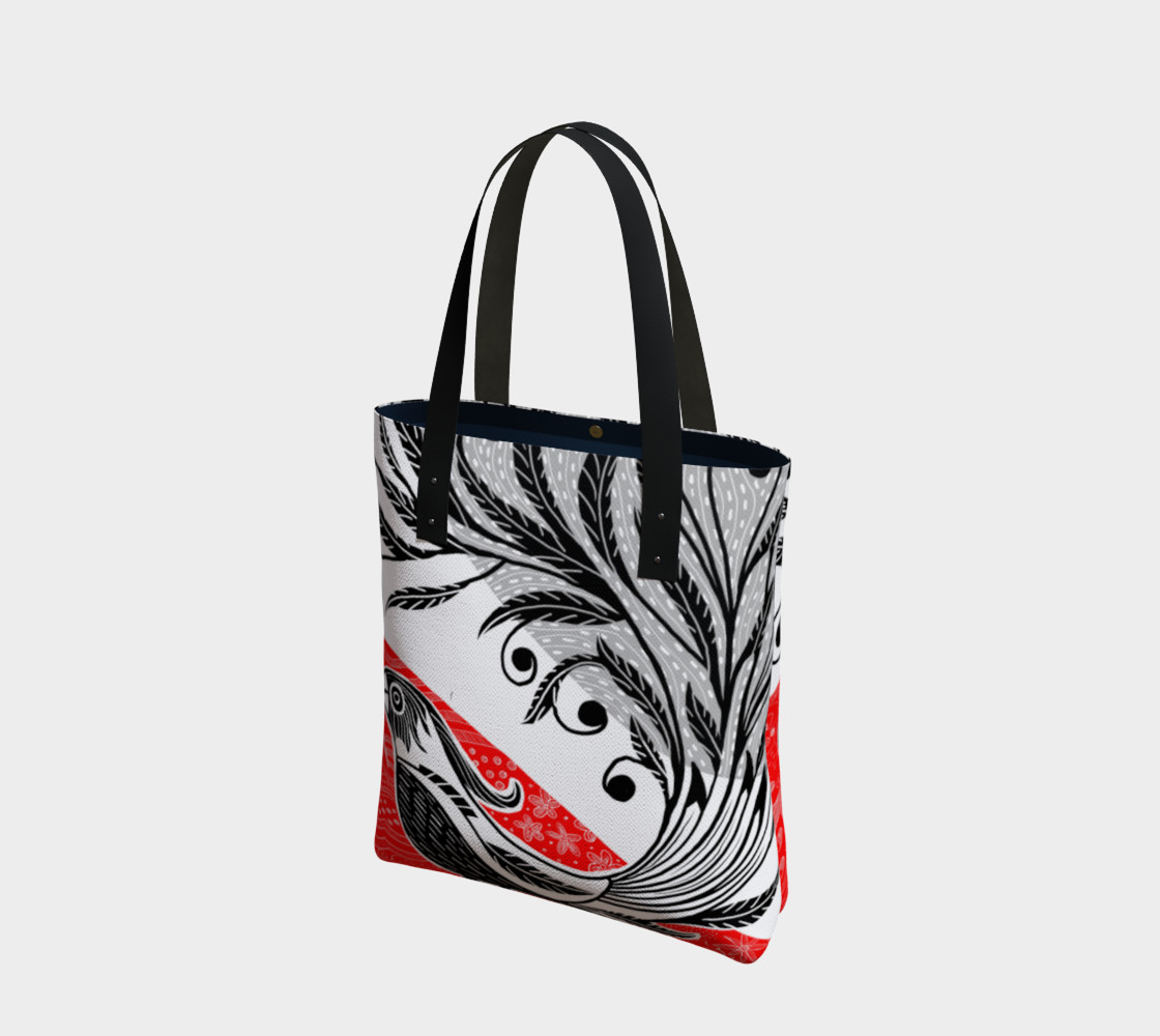 Bird Flora Bag preview #1