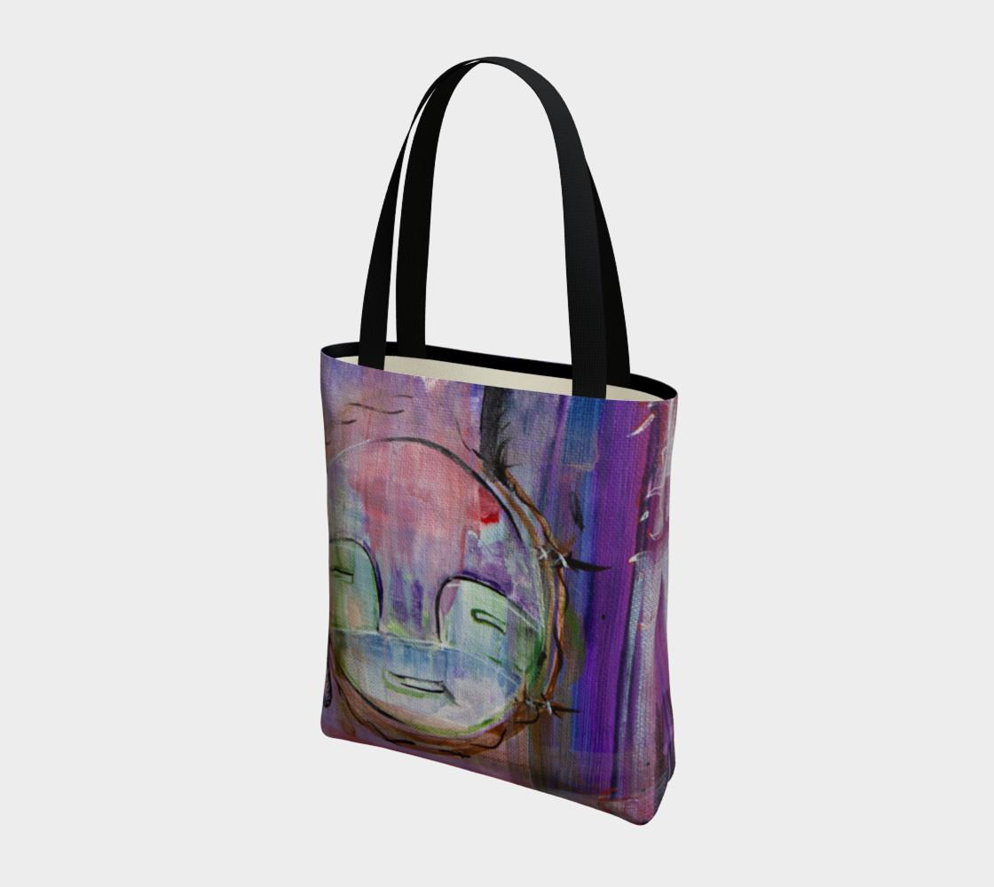Qilak tote bag preview #3