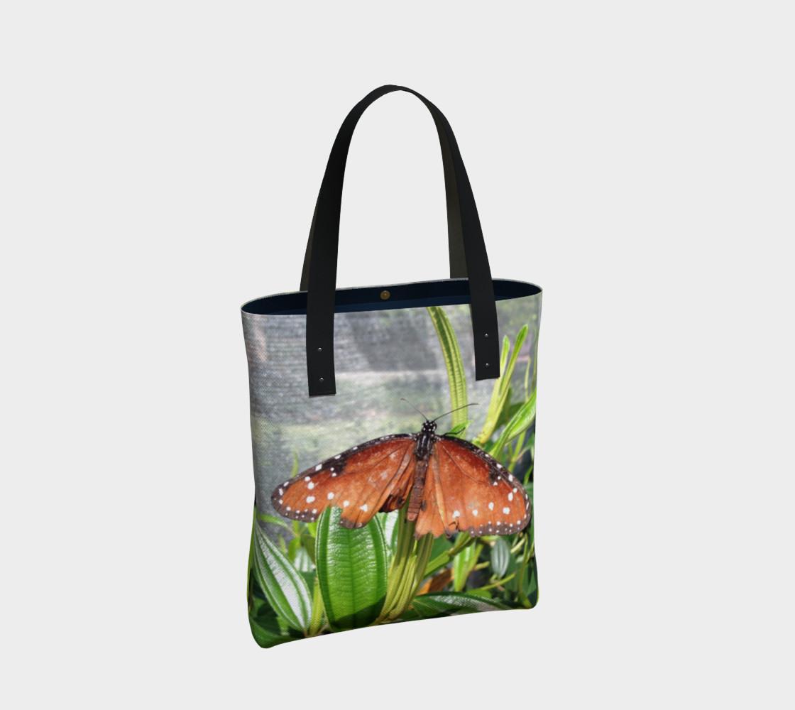 Aperçu de Wild Butterfly Tote Bag #2