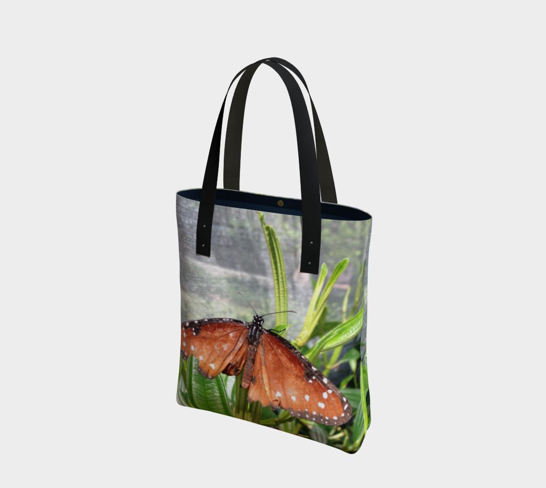 Aperçu de Wild Butterfly Tote Bag #1