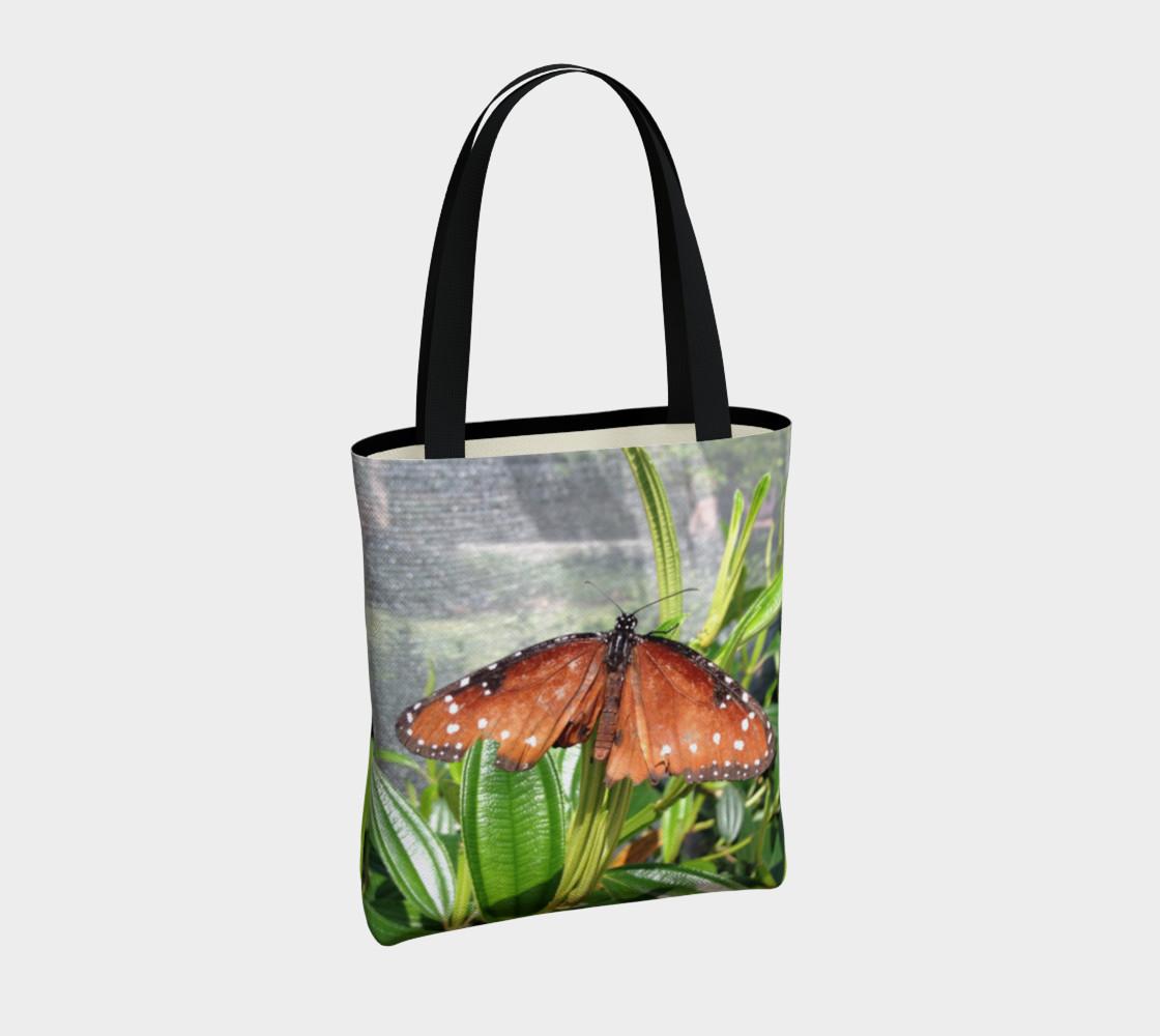 Aperçu de Wild Butterfly Tote Bag #4