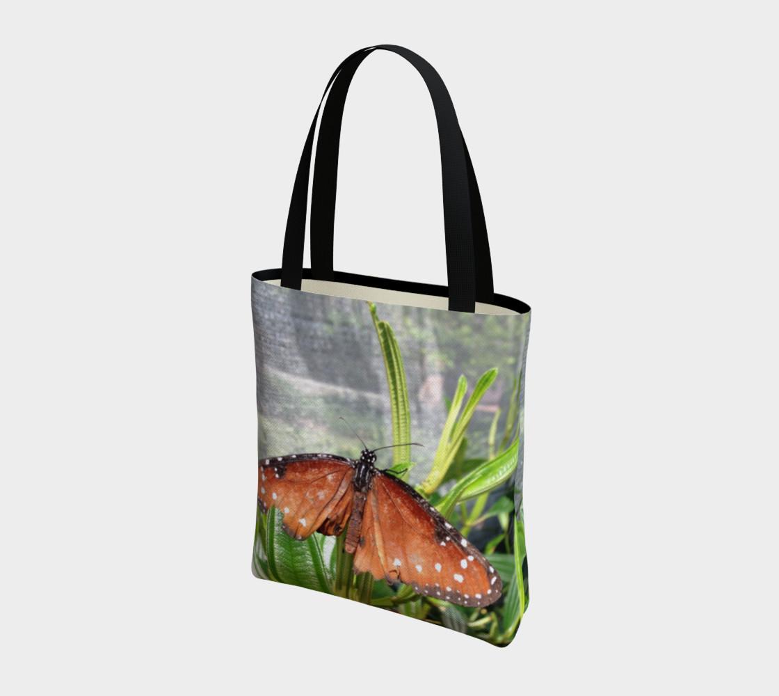 Aperçu de Wild Butterfly Tote Bag #3