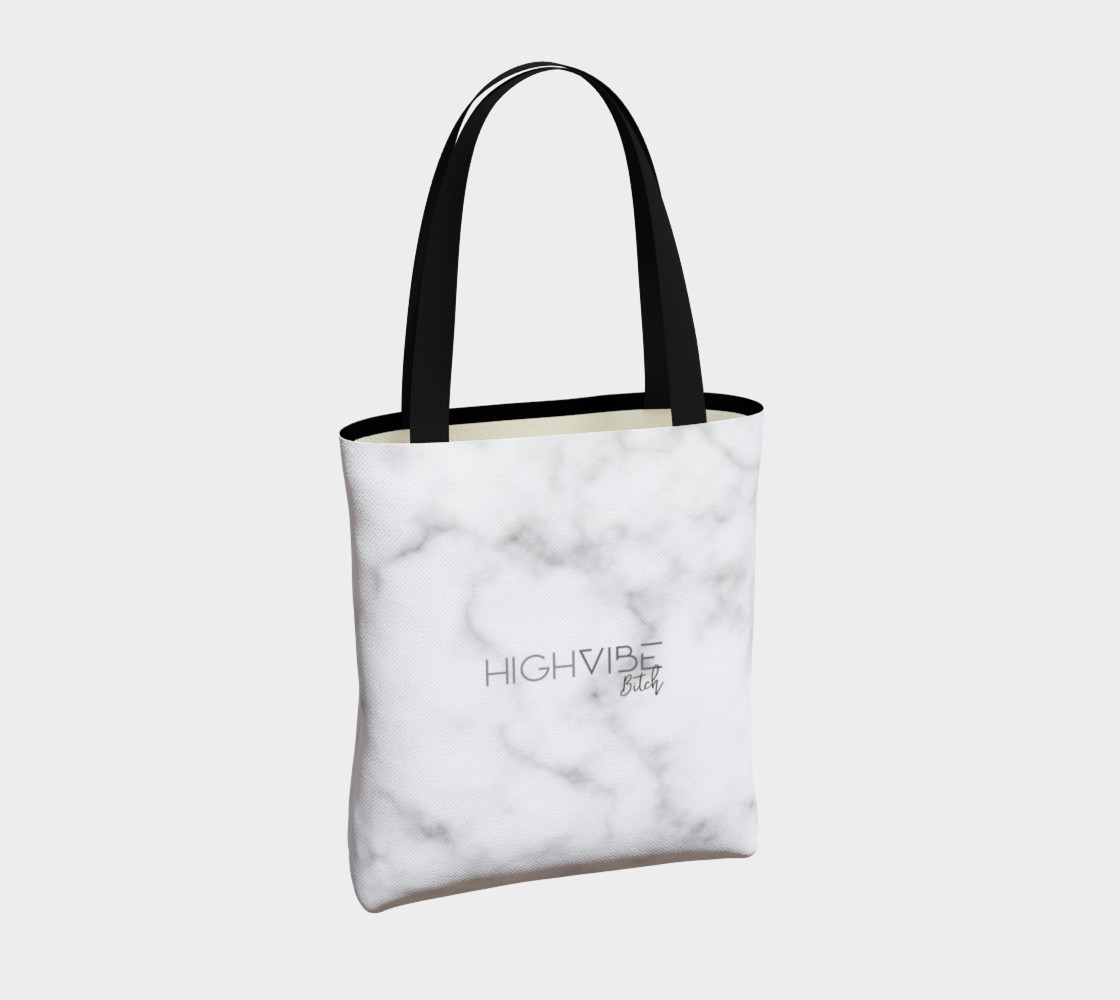 Join Your Local Coven Marble Tote preview #4