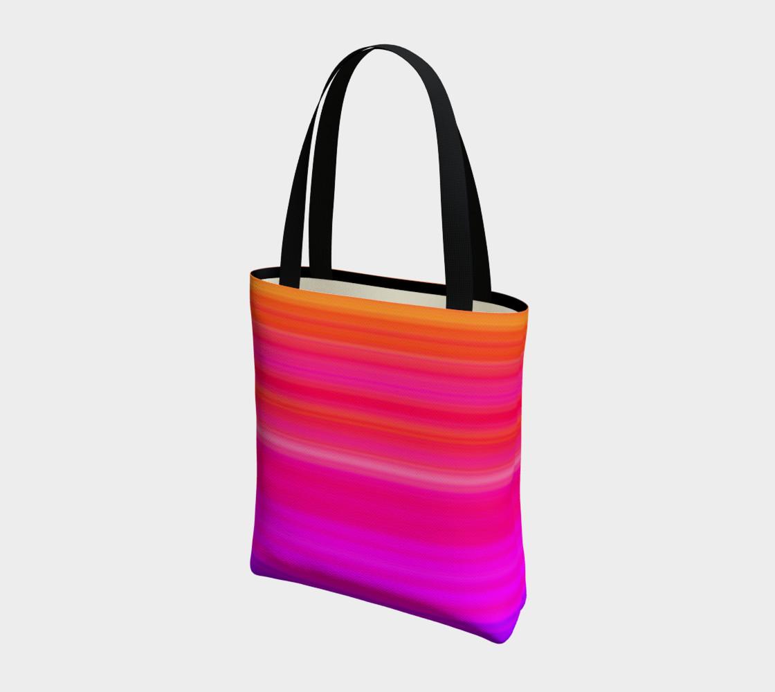 Aperçu de Raise Your Vibe Tote Bag #3