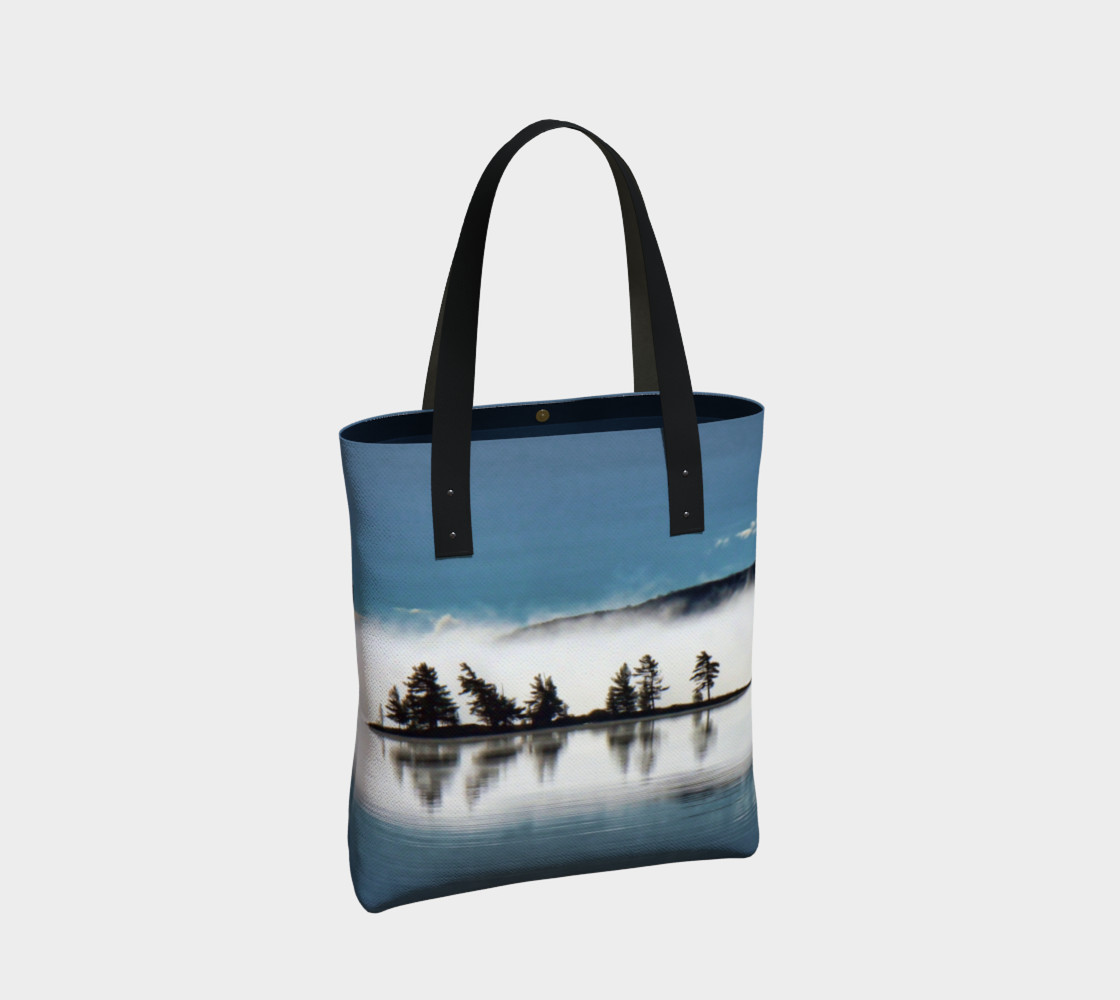 Blueberry Island Tote Bag Miniature #3