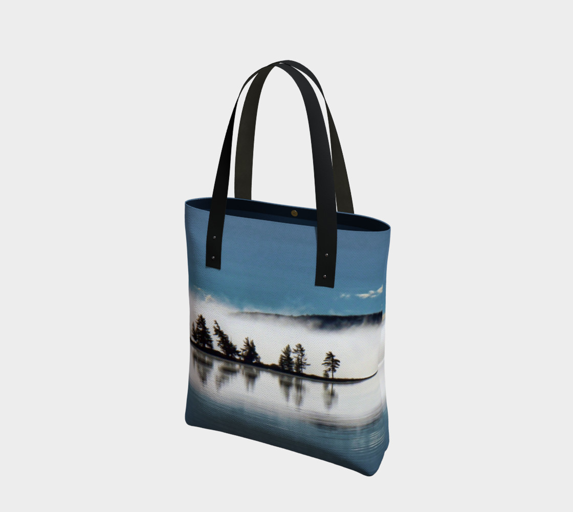 Blueberry Island Tote Bag Miniature #2