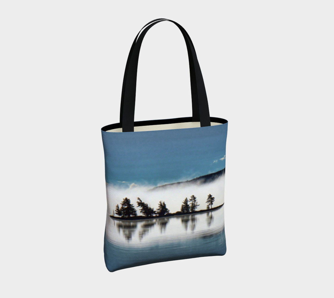 Blueberry Island Tote Bag Miniature #5
