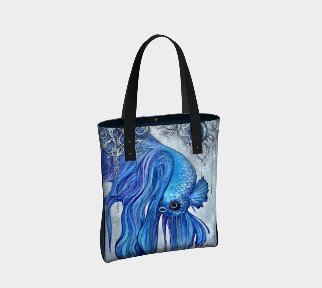 Aperçu de Beta Fish Tote #2