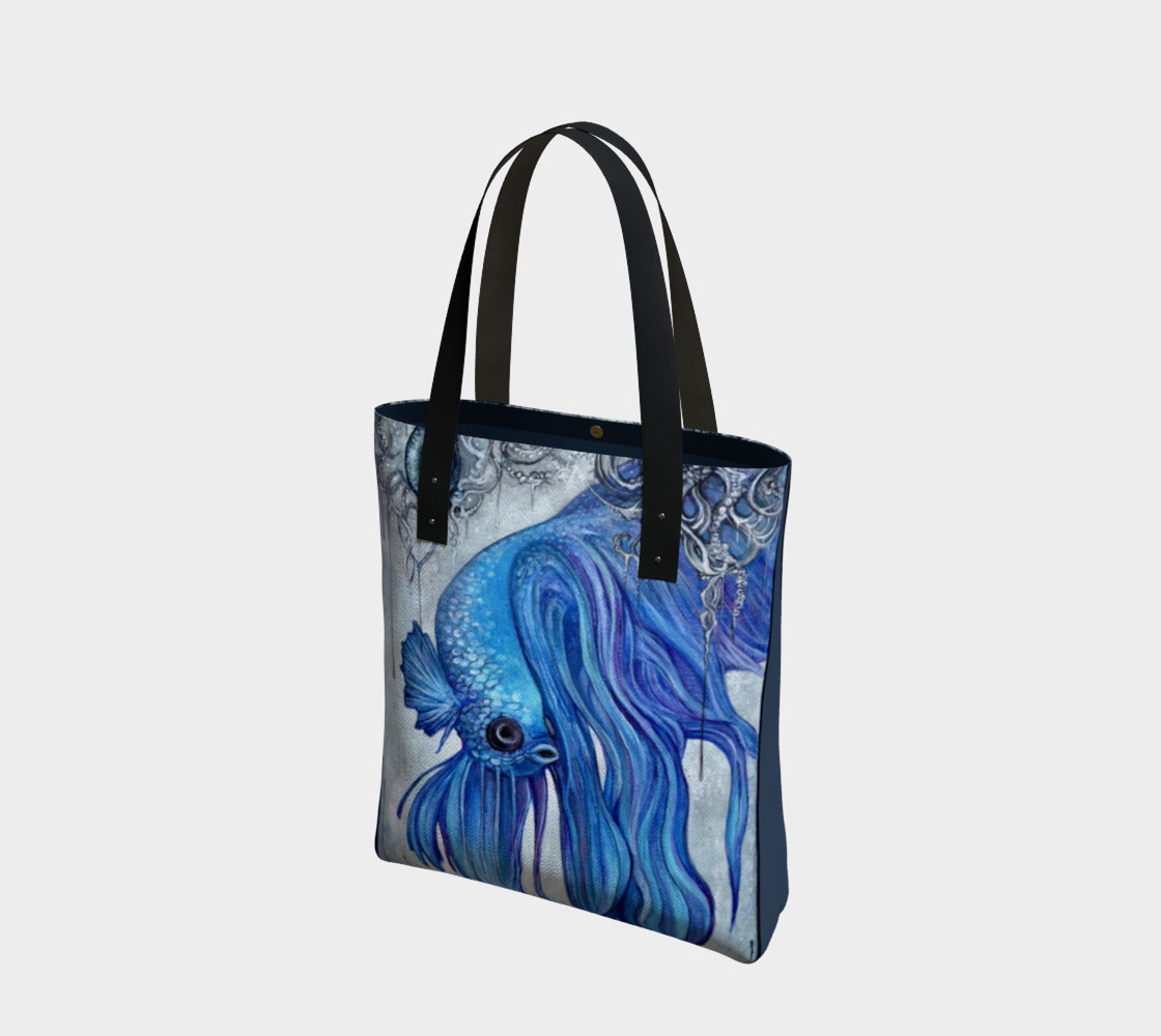 Aperçu de Beta Fish Tote #1