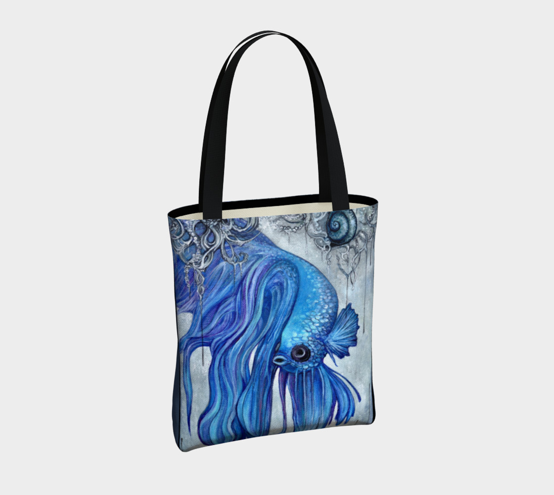 Aperçu de Beta Fish Tote #4