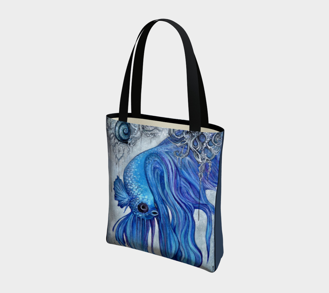 Aperçu de Beta Fish Tote #3