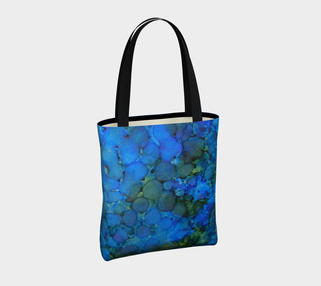Summer Lake Ink #5 Tote Bag preview #4