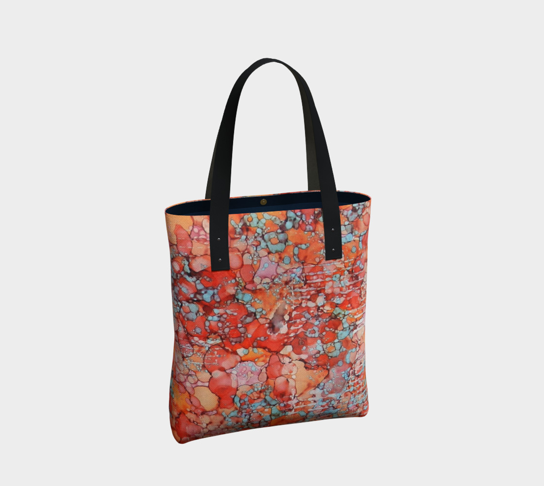 Hot Spots Ink #21 Tote Bag preview #2