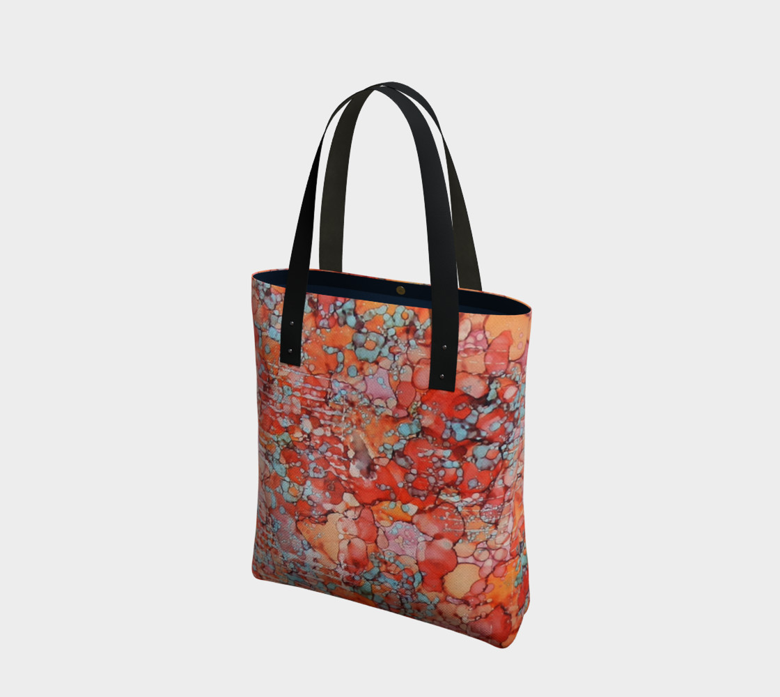 Hot Spots Ink #21 Tote Bag preview #1