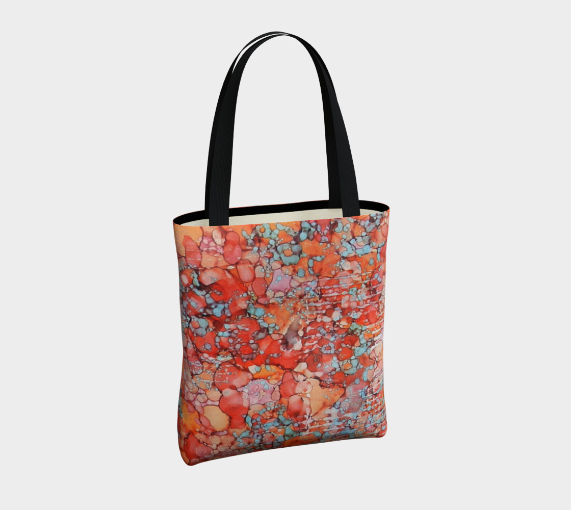 Hot Spots Ink #21 Tote Bag preview #4