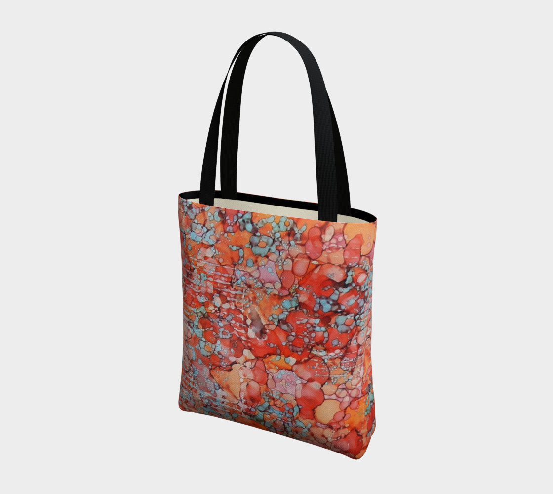 Hot Spots Ink #21 Tote Bag preview #3