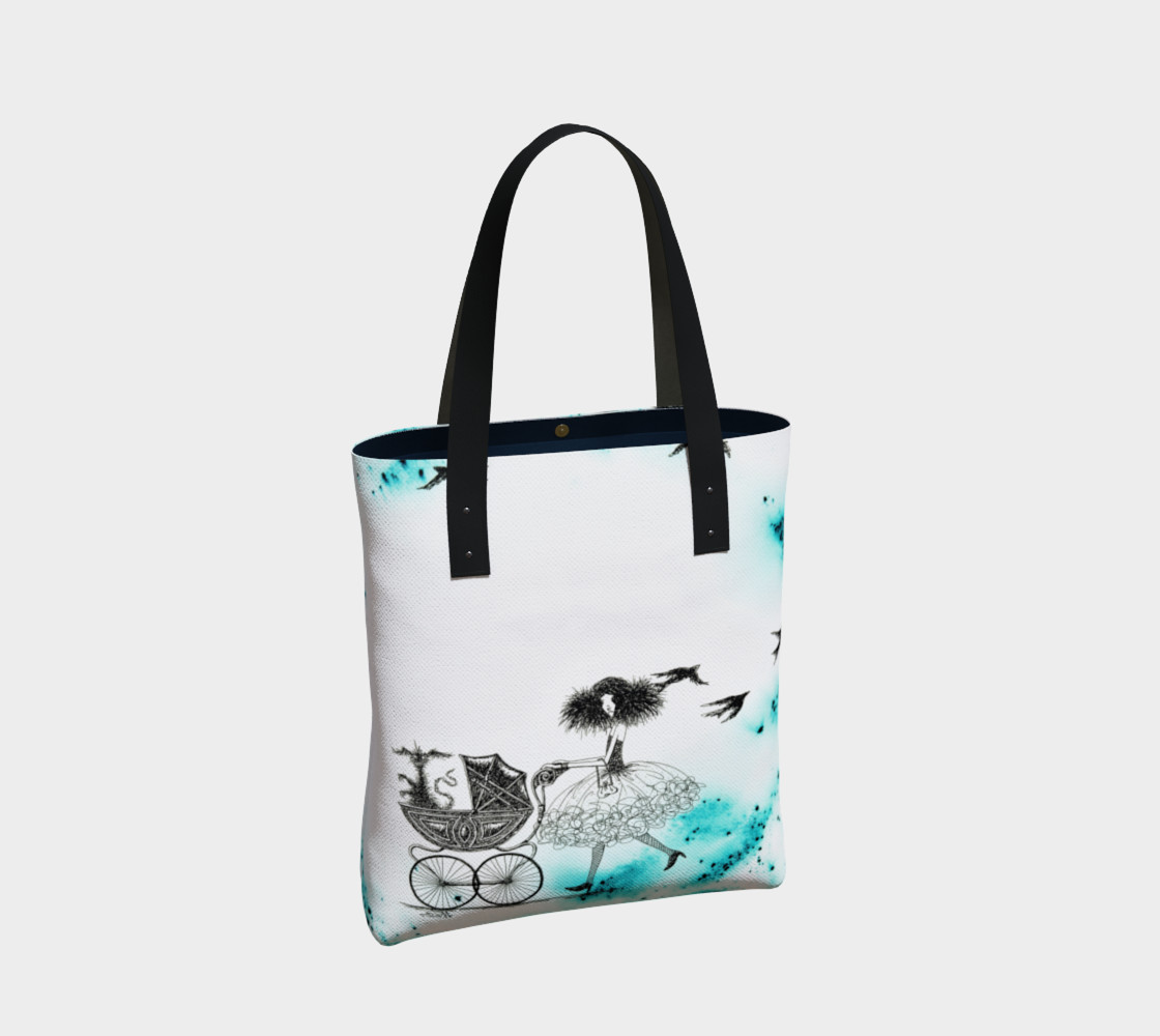 Penelope & Funky tote preview #2