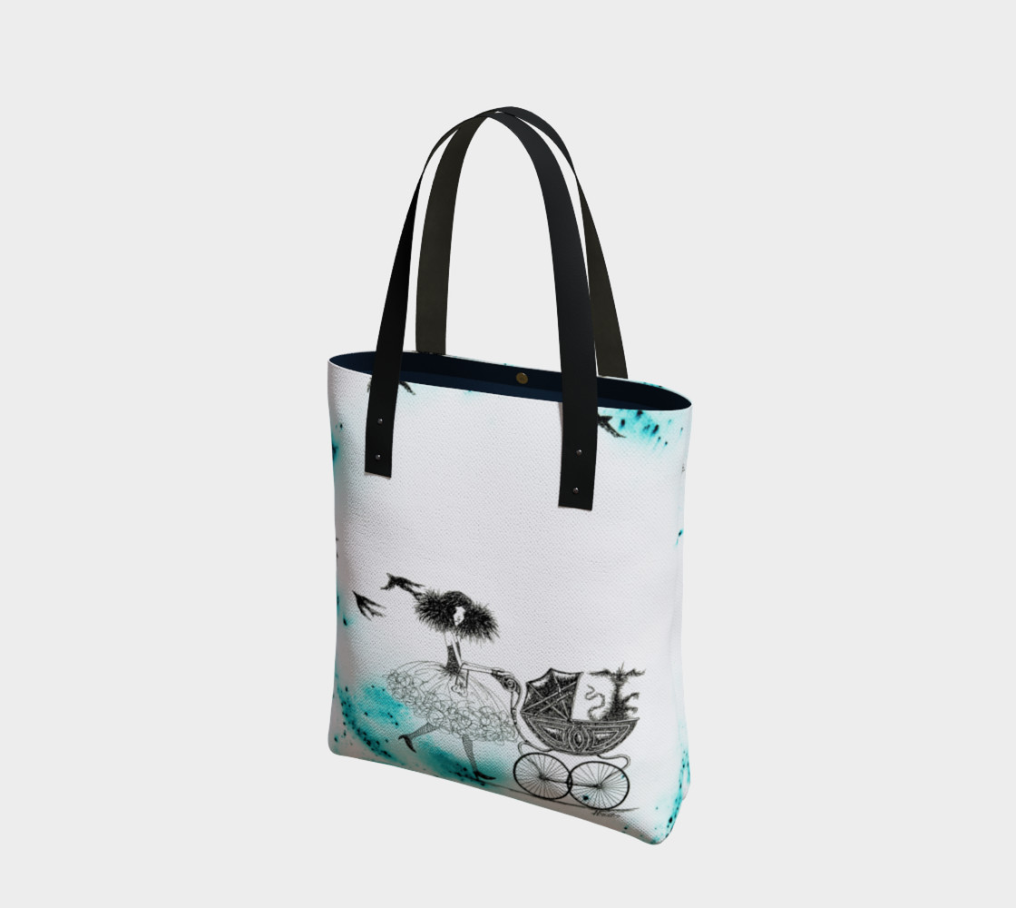 Penelope & Funky tote preview #1