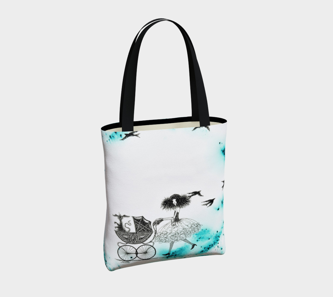 Penelope & Funky tote preview #4