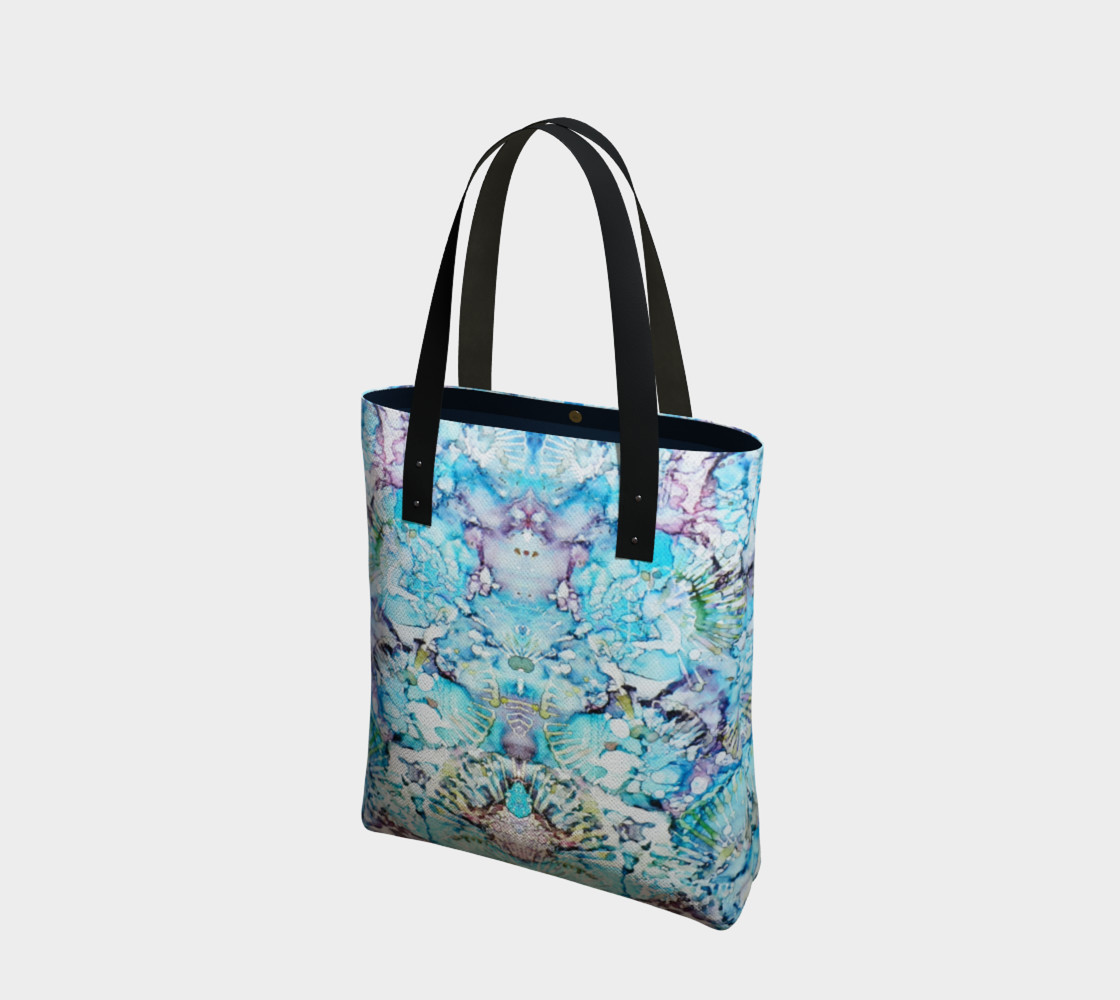 Blu Butterfly Ink #25 Tote-Bag preview #1