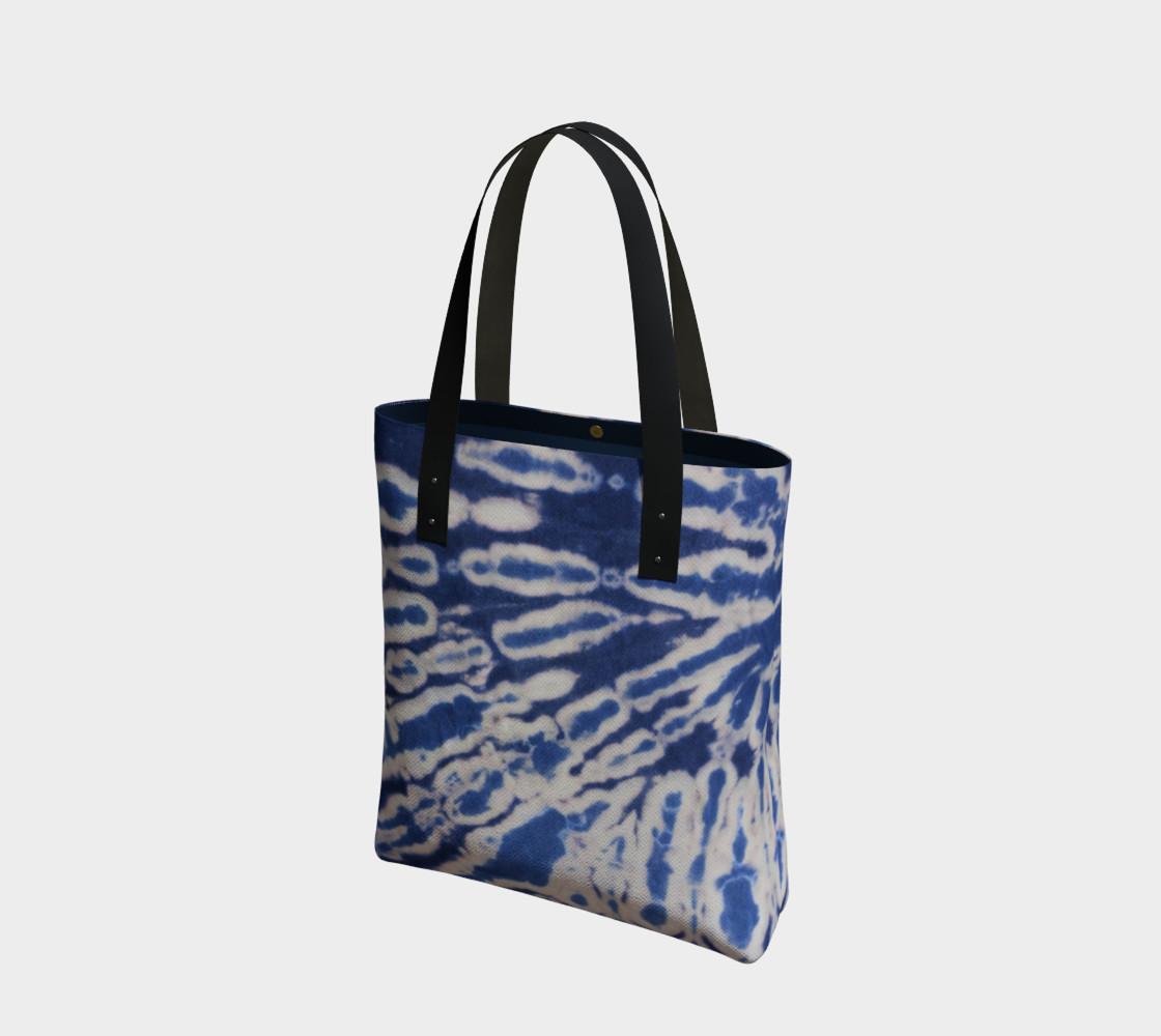 Shibori #1 Tote Bag preview #1