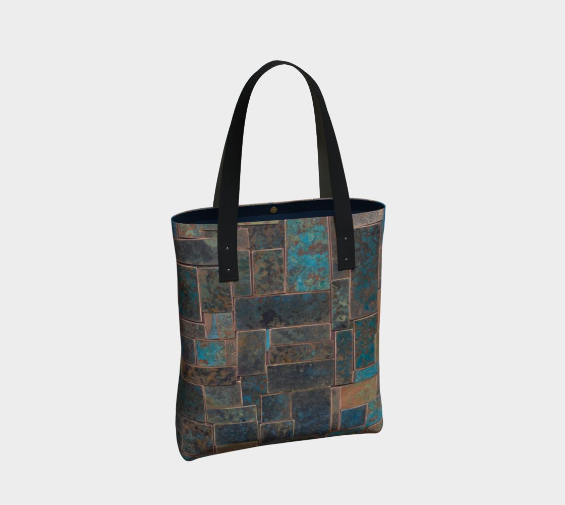 Metal Patinas #1 Tote Bag preview #2