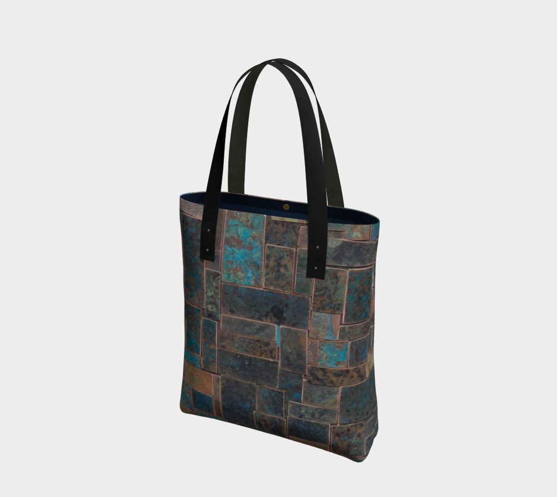 Metal Patinas #1 Tote Bag preview #1
