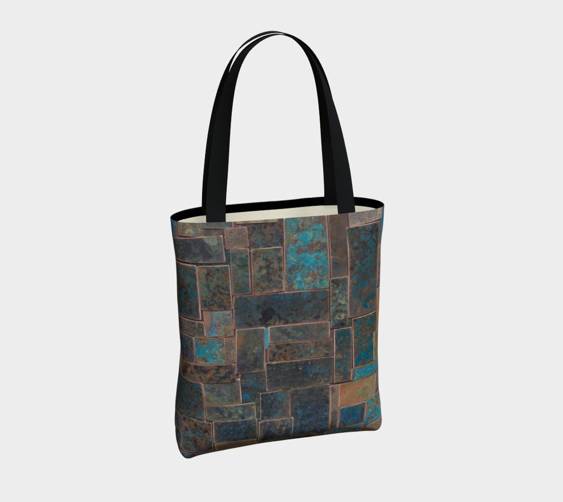 Metal Patinas #1 Tote Bag preview #4