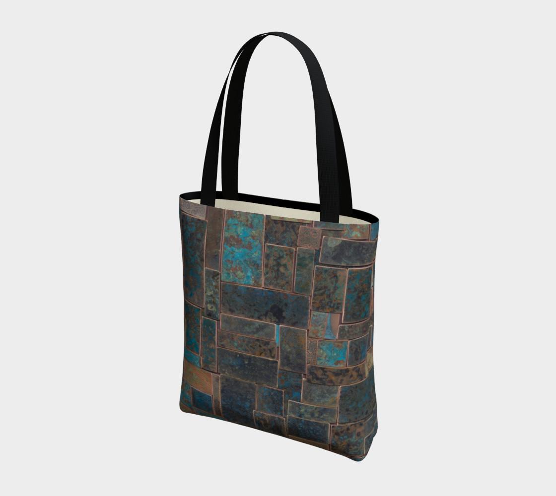 Metal Patinas #1 Tote Bag preview #3