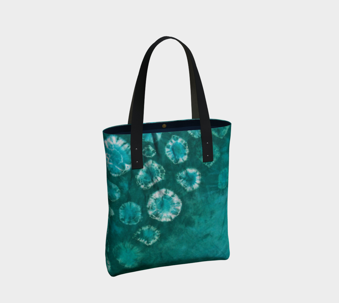 Shibori #3 Tote Bag preview #2