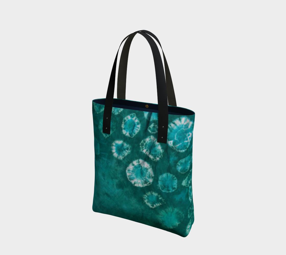 Shibori #3 Tote Bag preview #1