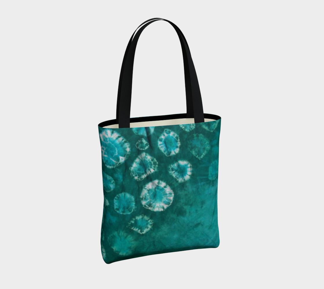 Shibori #3 Tote Bag preview #4
