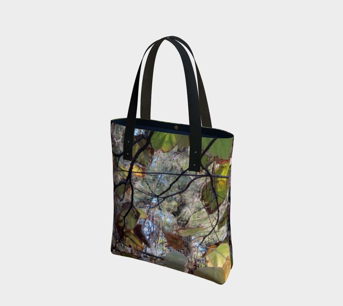 October Splendor Tote Bag preview #1