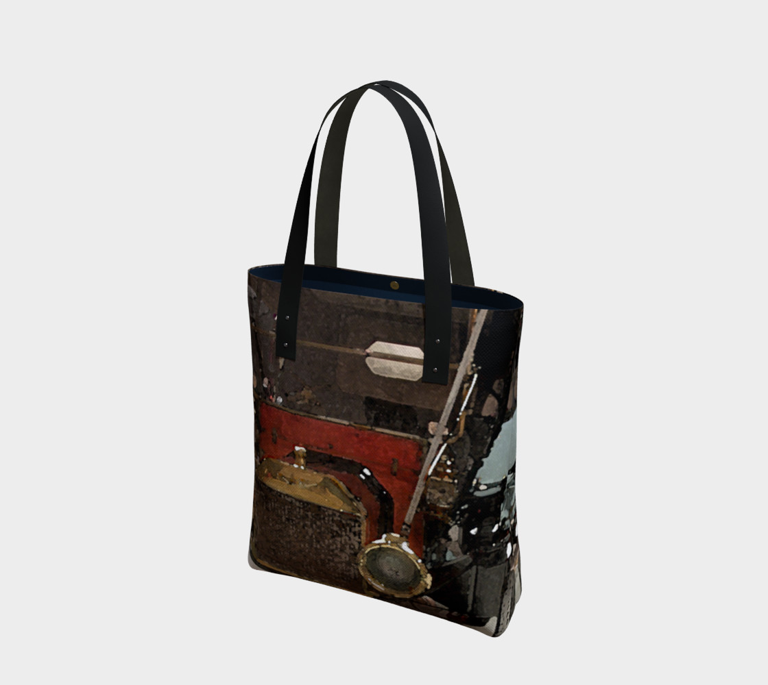 Wheels #2 Tote Bag preview #1
