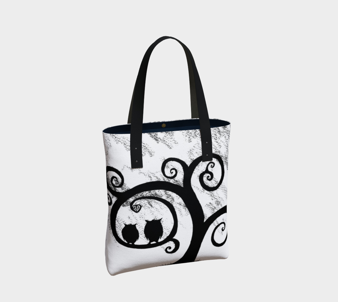 Birds of a feather tote preview #2