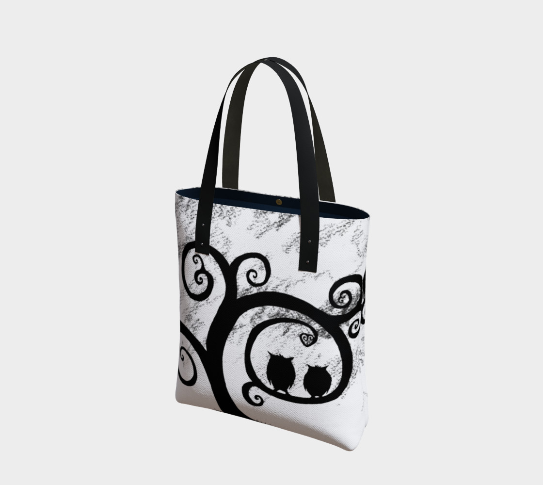 Birds of a feather tote preview #1