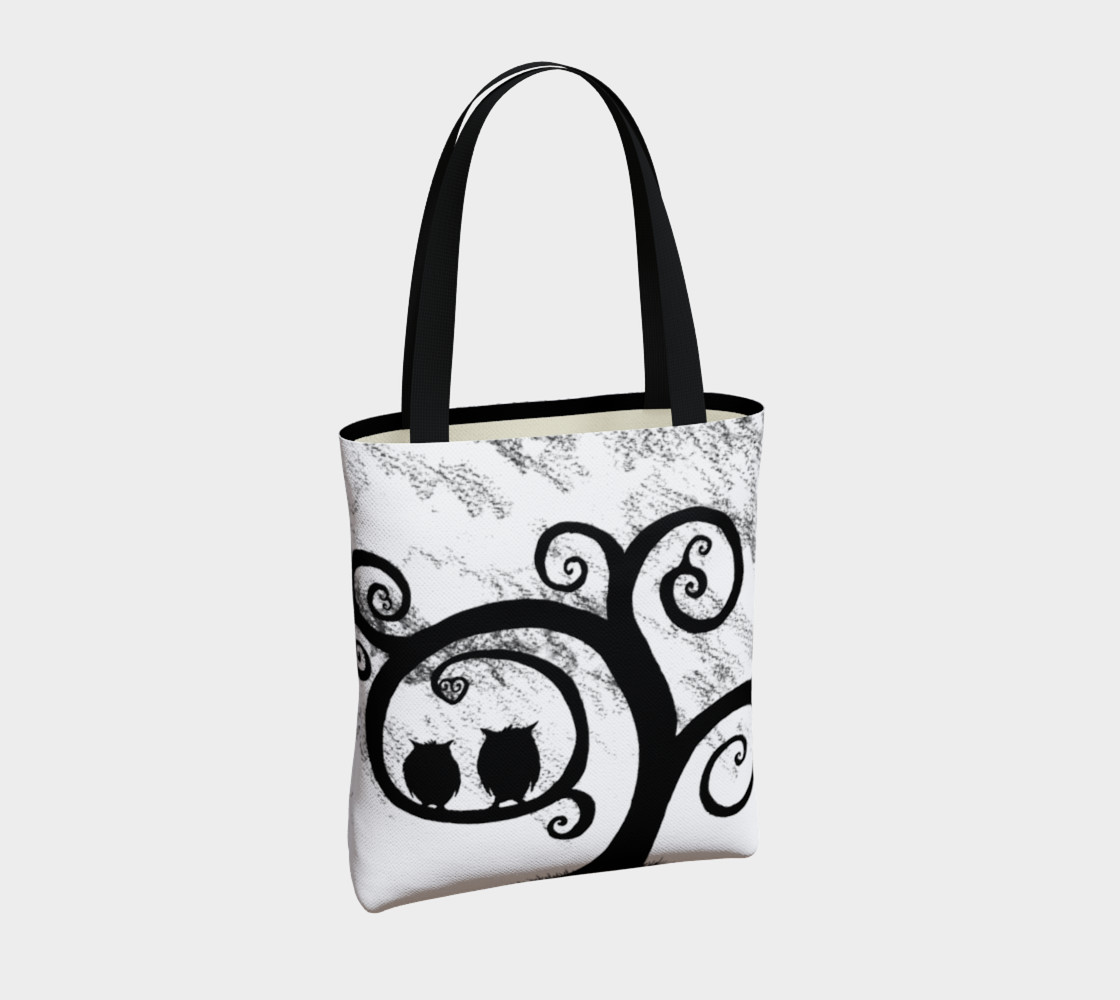 Birds of a feather tote preview #4