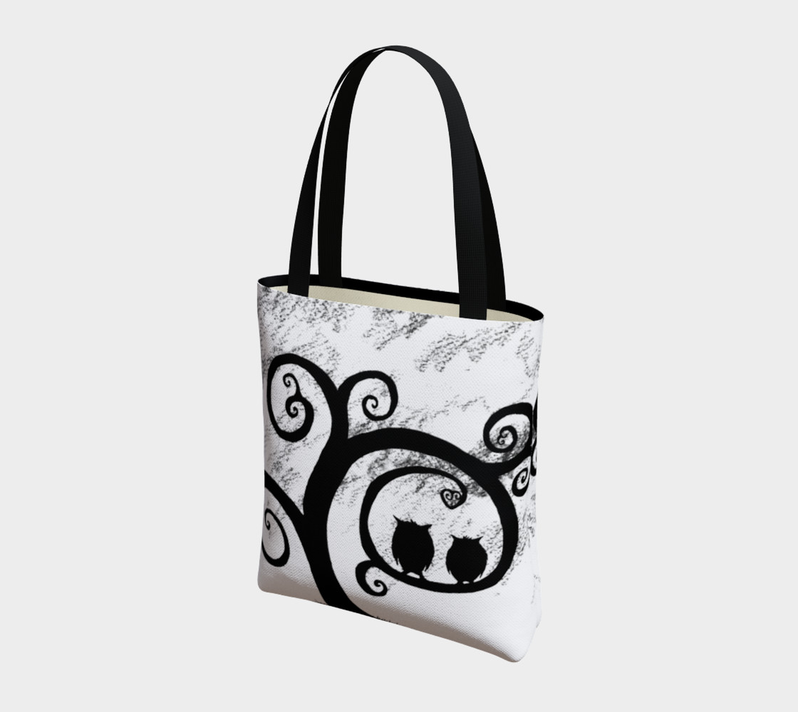 Birds of a feather tote preview #3
