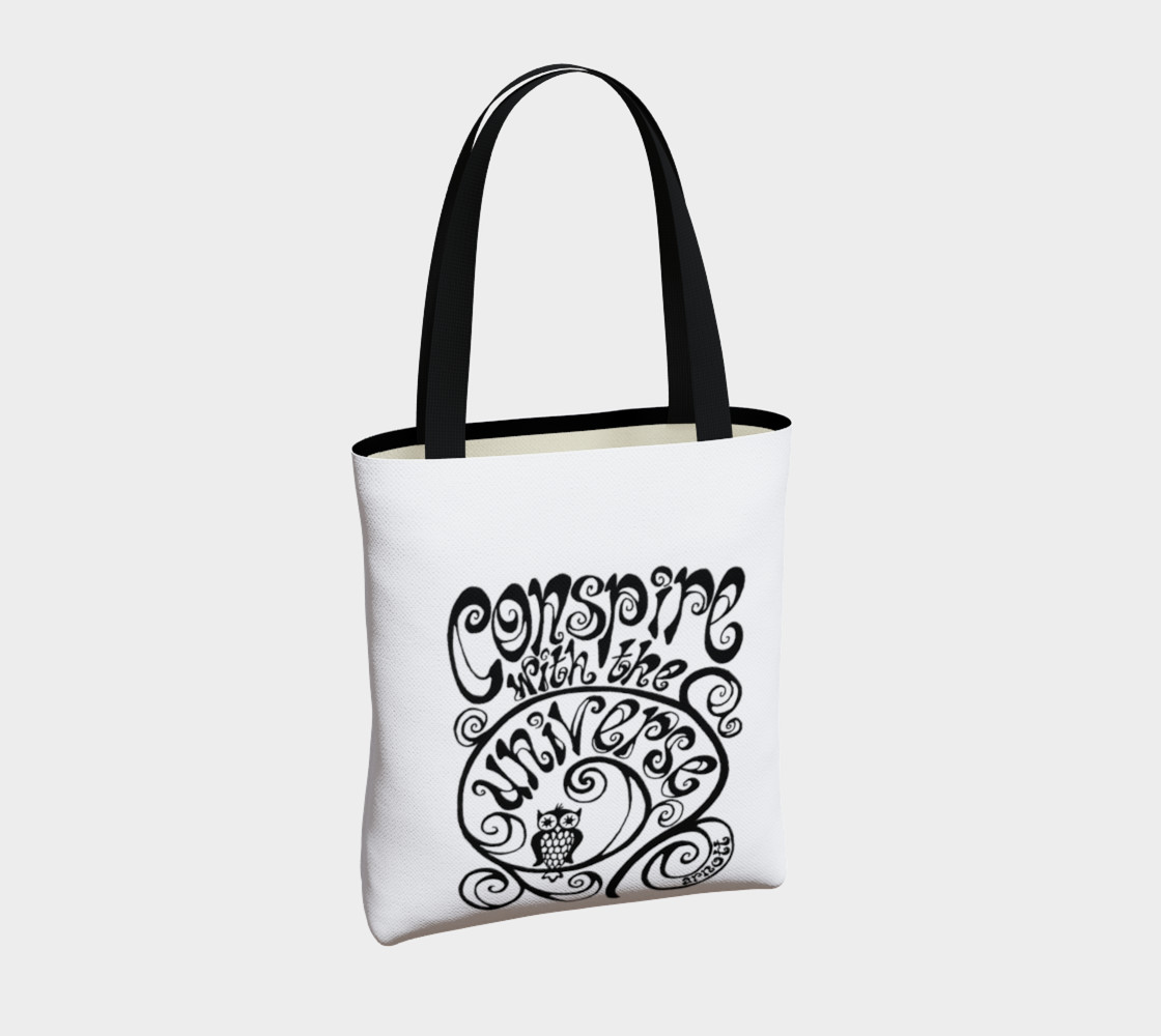 Conspire with the Universe tote preview #4