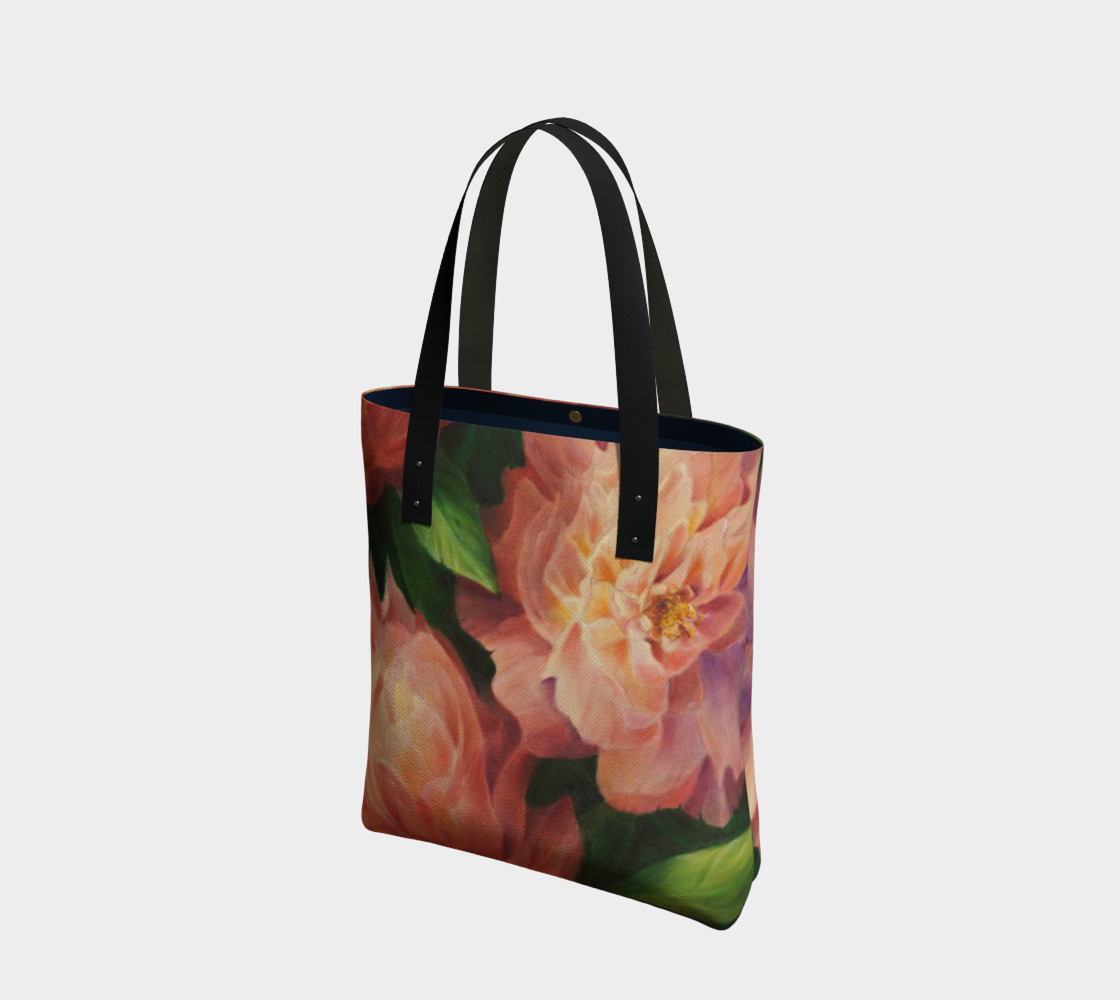 Spring Floral Tote Bag preview #1