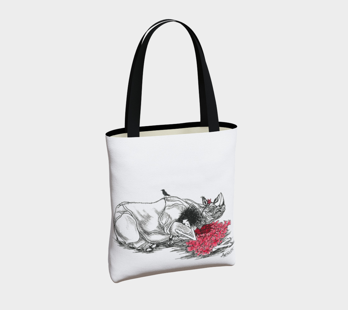 Red Rhino tote preview #4