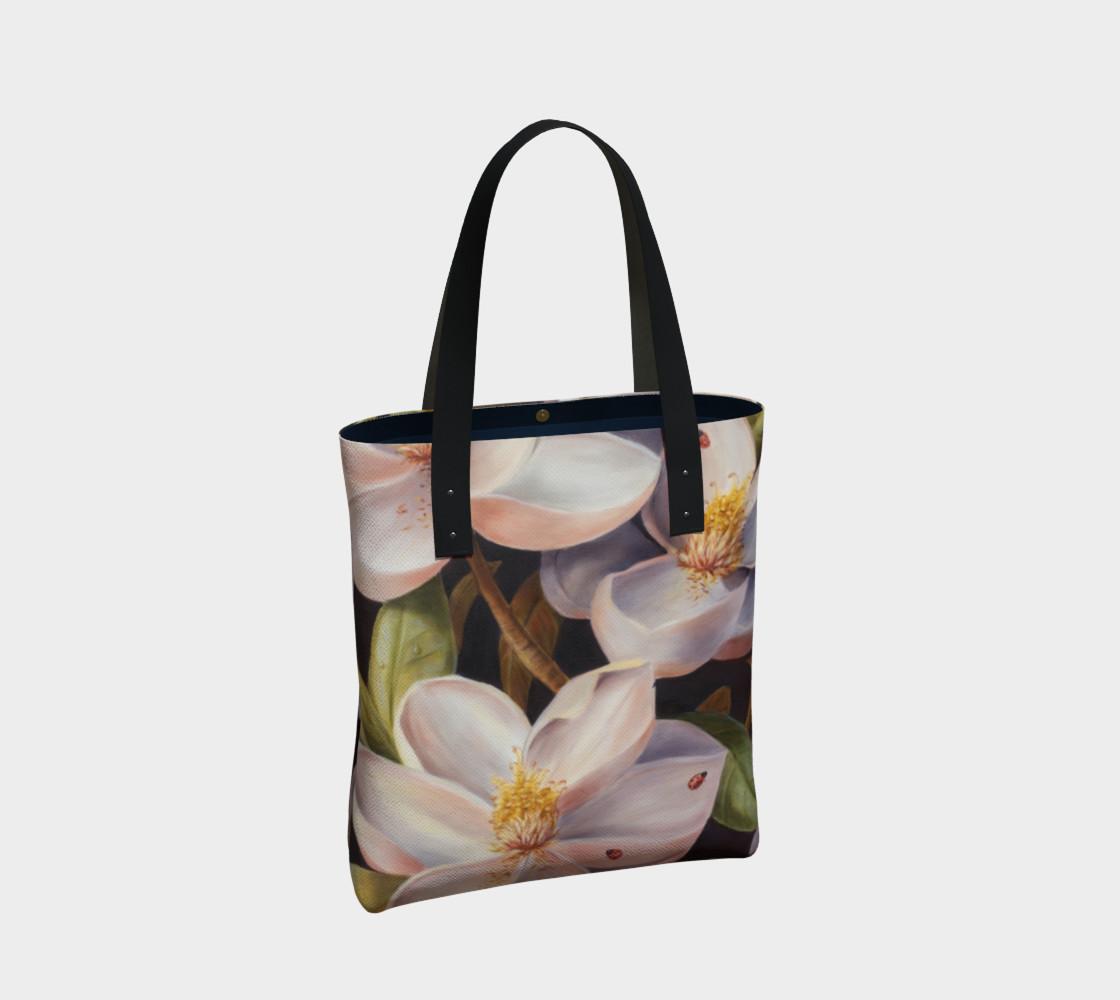 Magnolias-Tote Bag preview #2