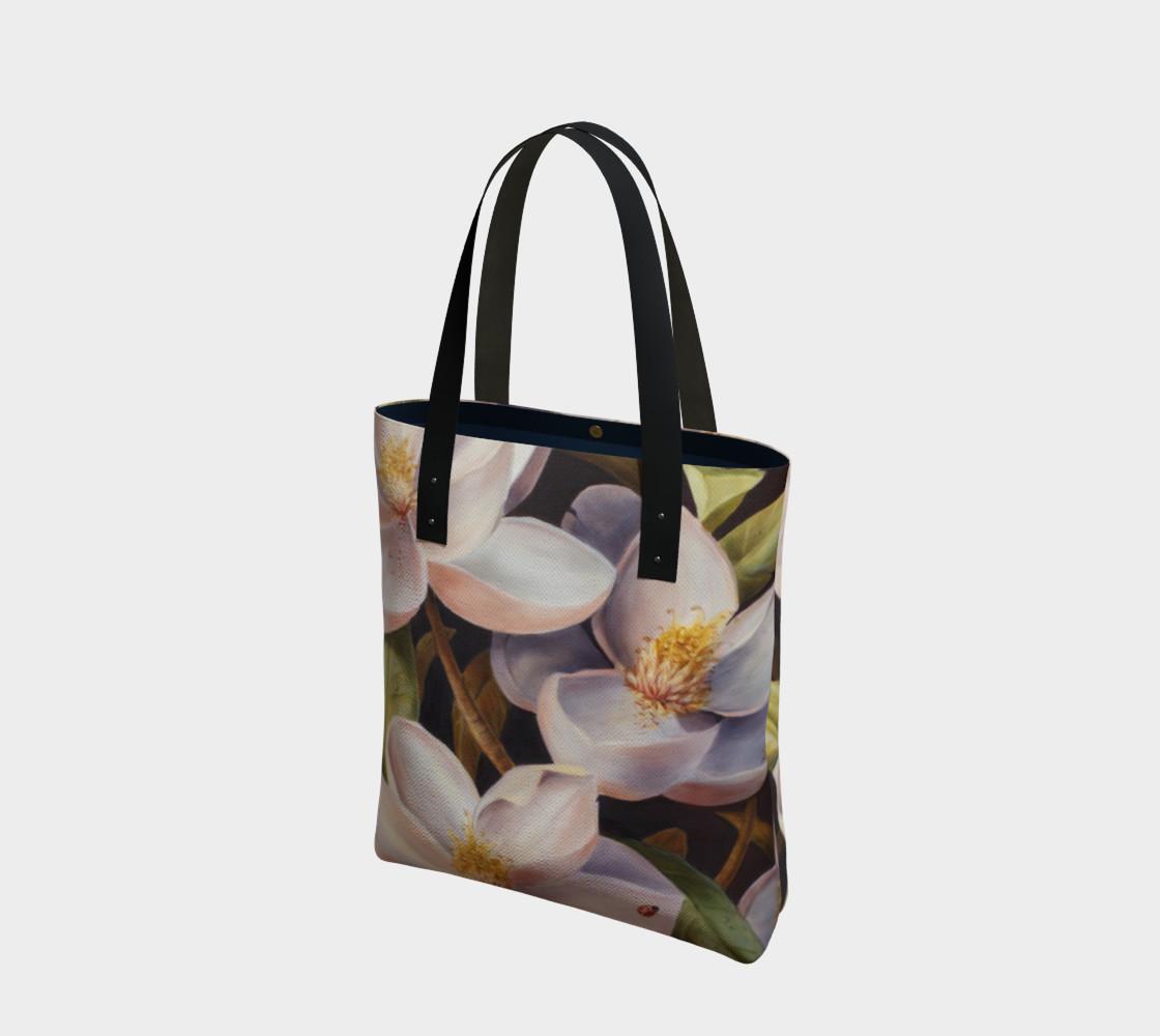 Magnolias-Tote Bag preview #1