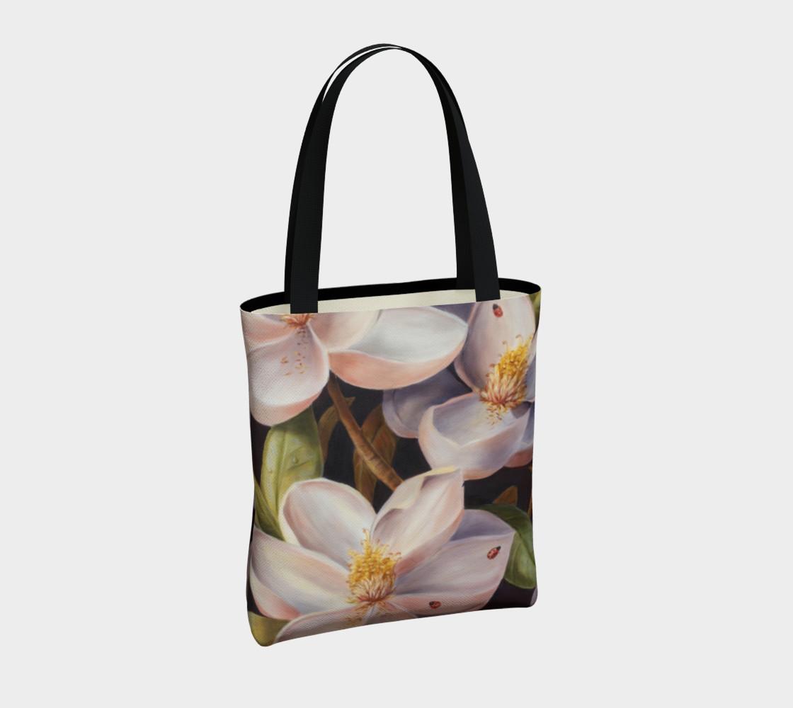 Magnolias-Tote Bag preview #4