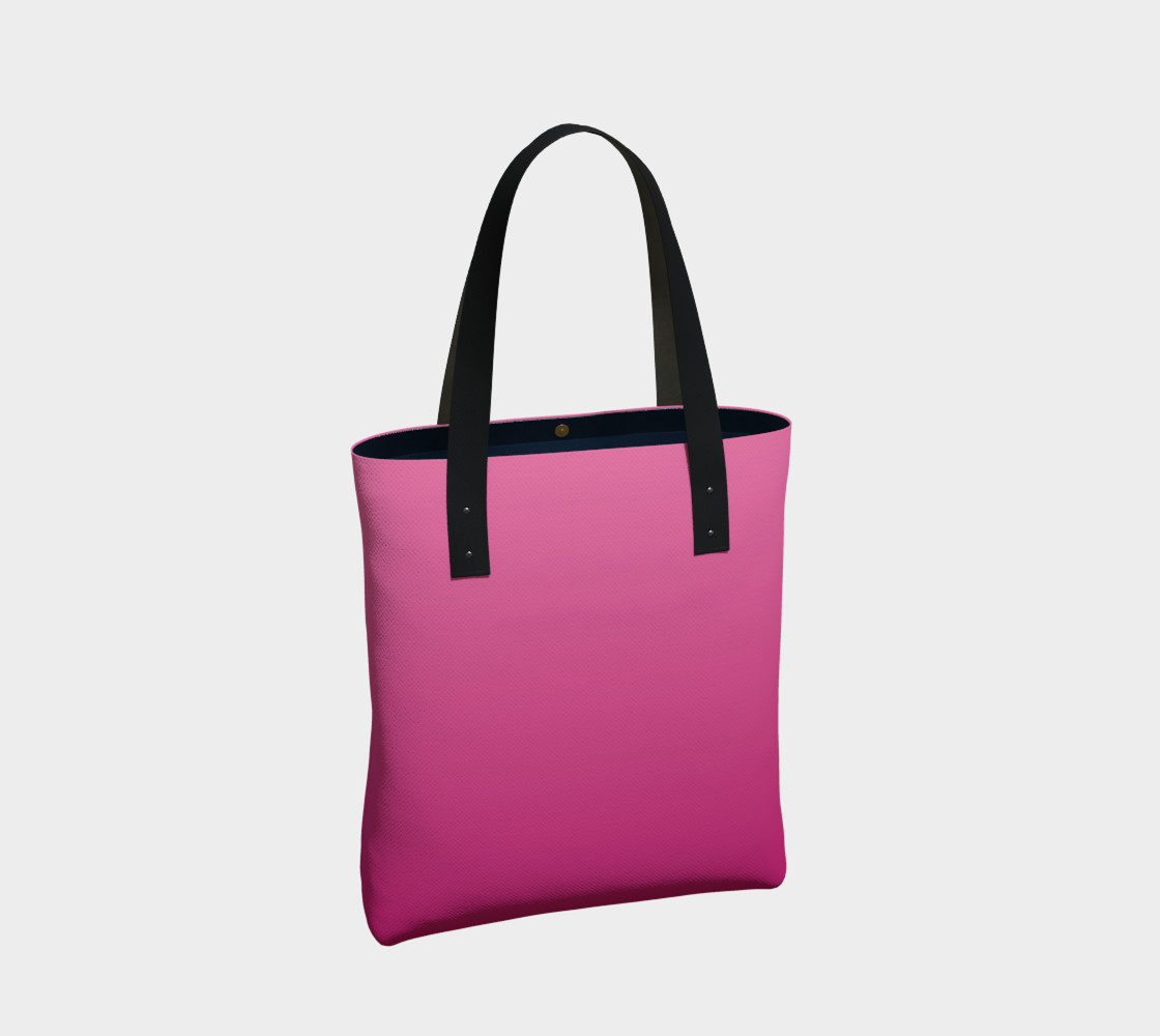 Many Shades of Pink Tote Bag preview #2