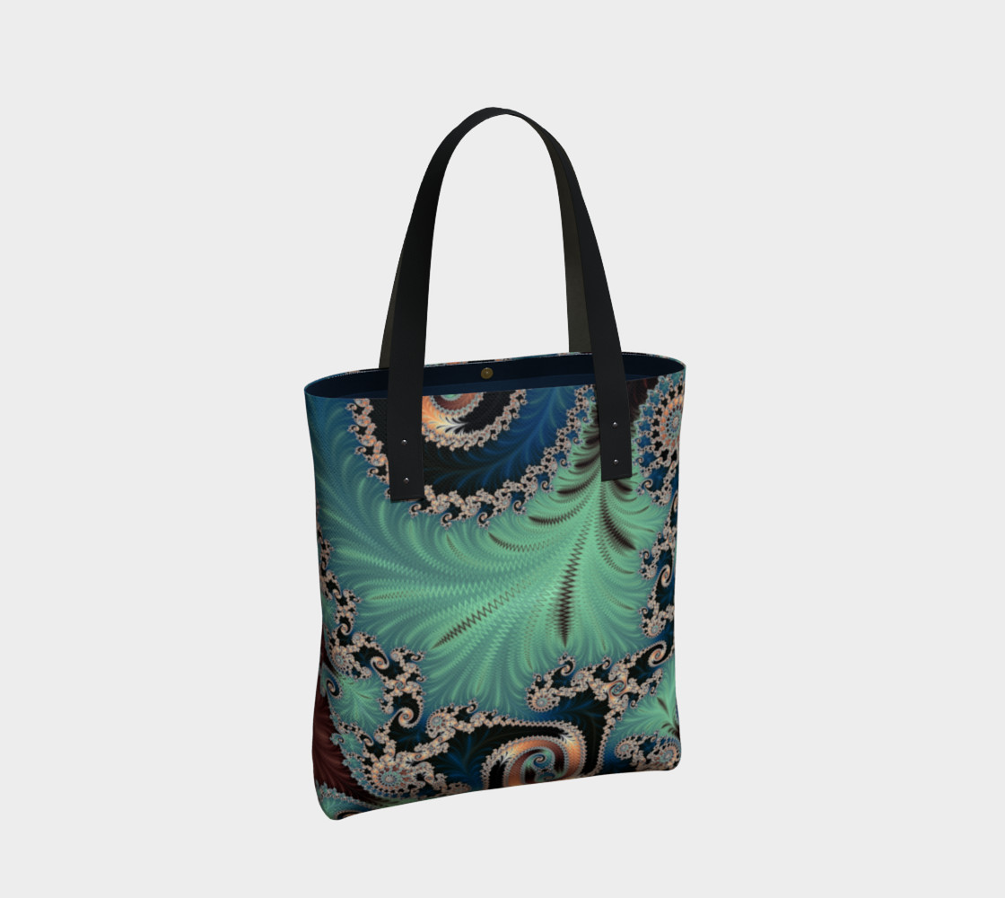 AZURE Tote Bag preview #2