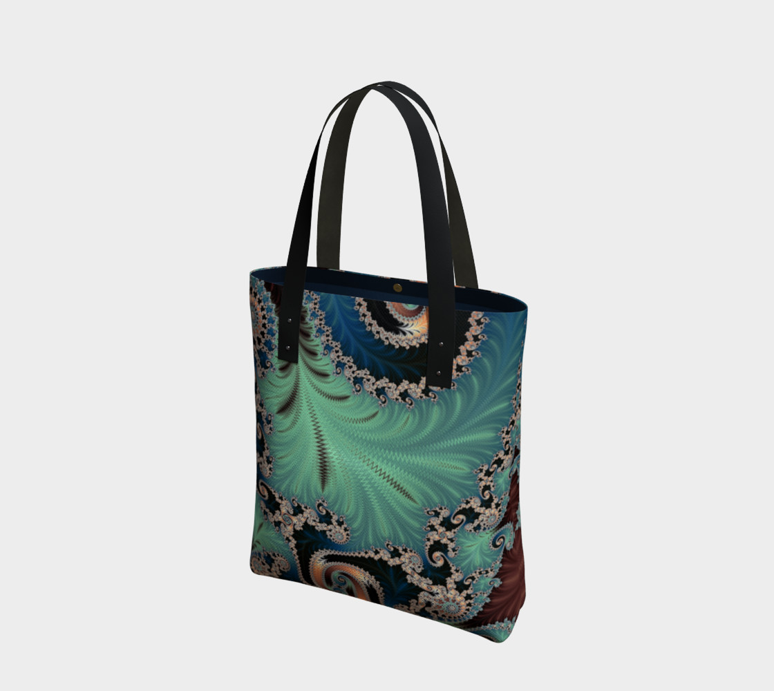AZURE Tote Bag preview #1