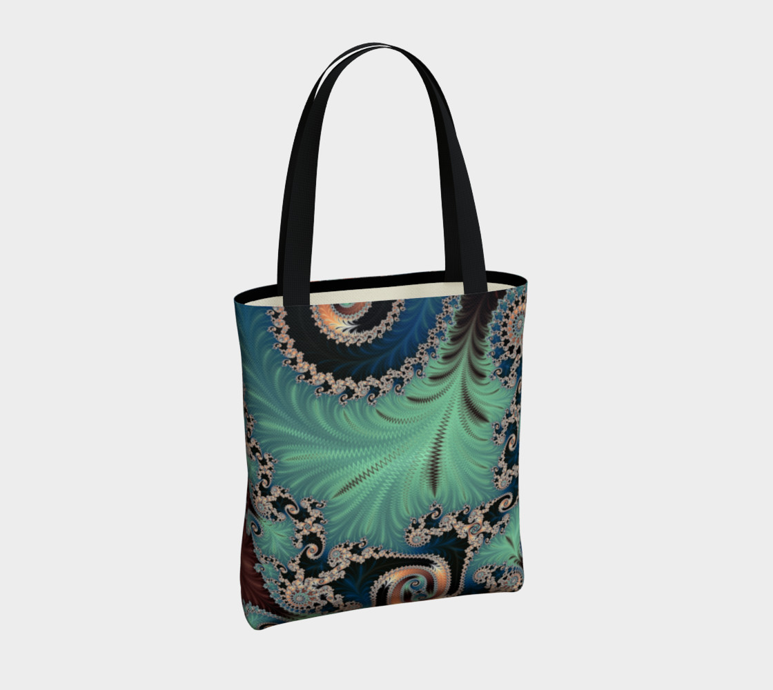 AZURE Tote Bag preview #4