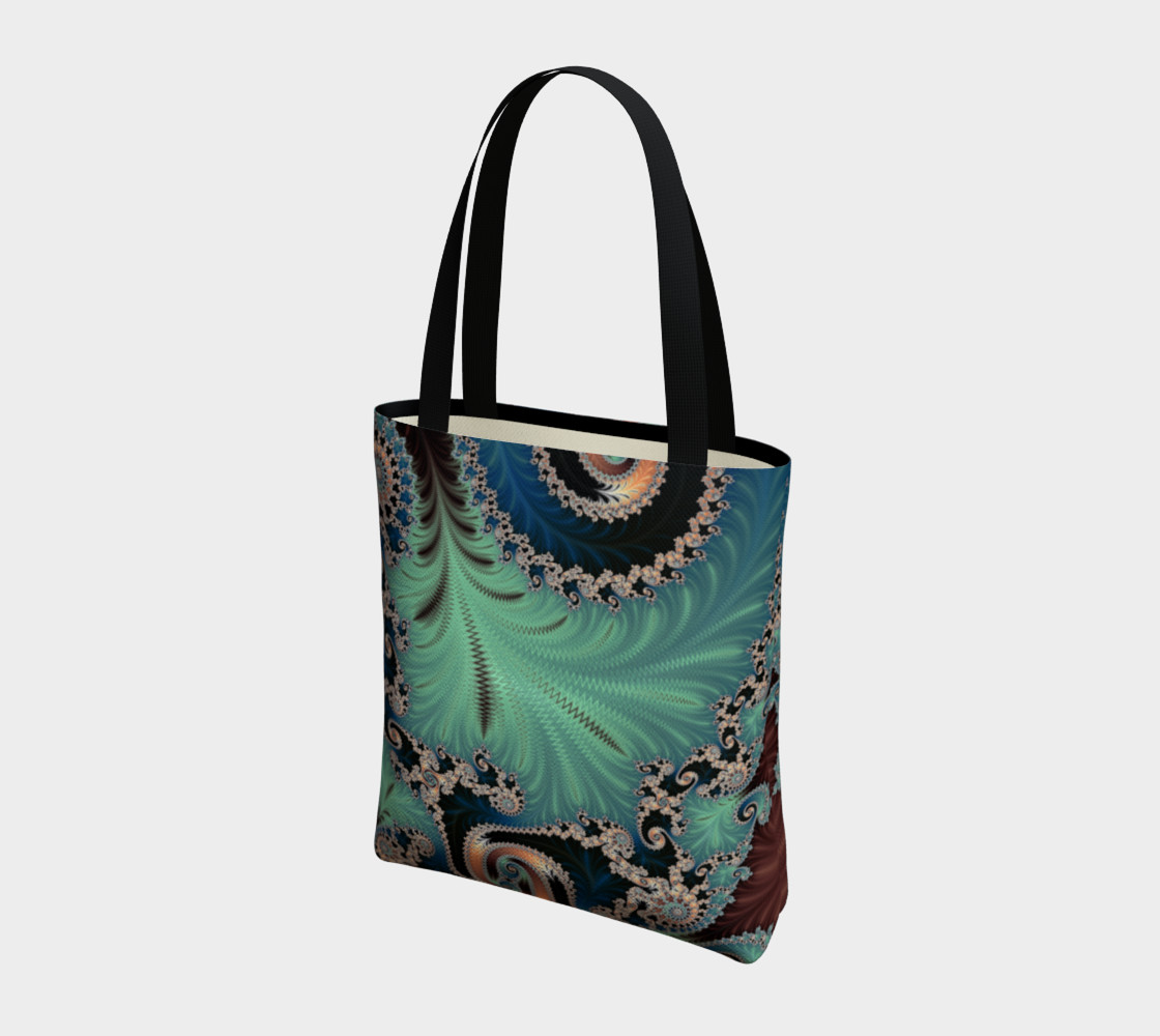 AZURE Tote Bag preview #3